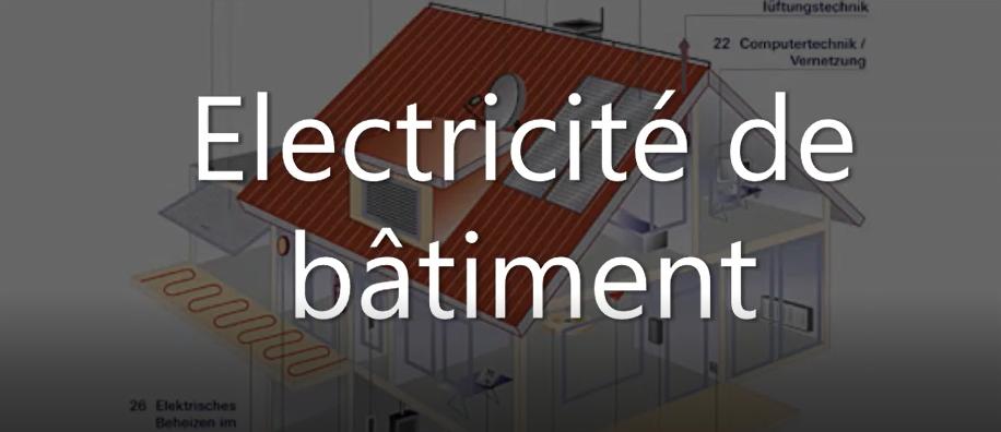 Electricité de bâtiment