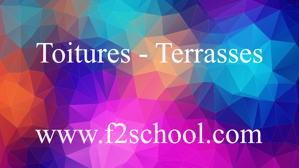 Photo : Toitures - Terrasses