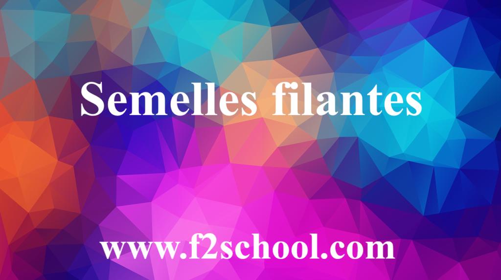Semelle filante - Cours - Génie Civil