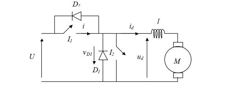 Application des hacheurs série et parallèle