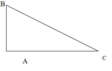Enoncé de la réciproque du théorème de Pythagore