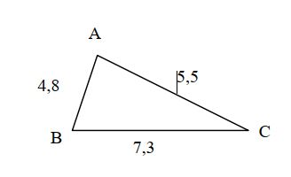 Réciproque de Pythagore