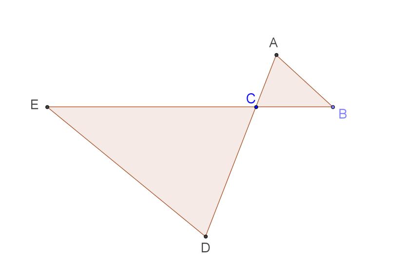 Montrer que deux droites ne sont pas parallèles